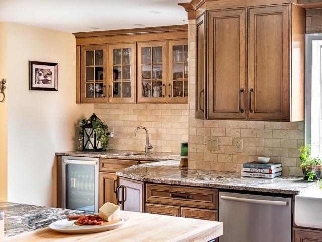 Kitchen remodel, Wynantskill, NY