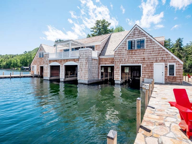 Lake George Boat House