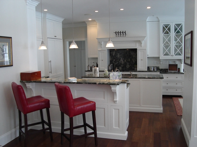 Kitchen, Saratoga Springs, NY